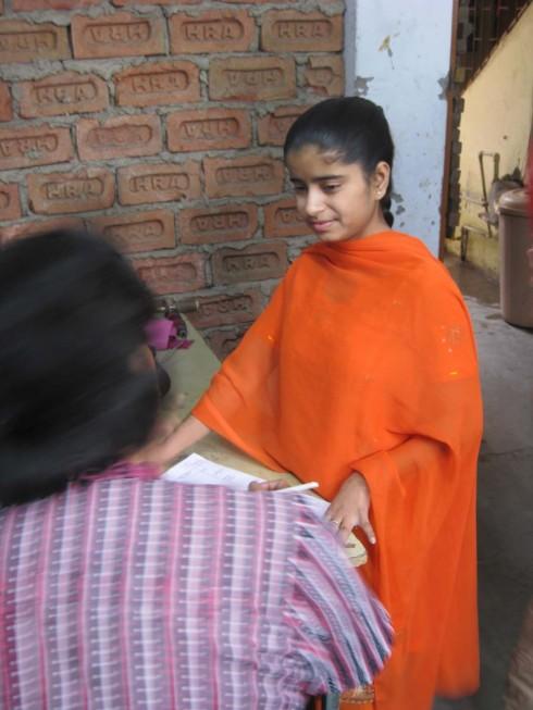 Conserve India health clinic