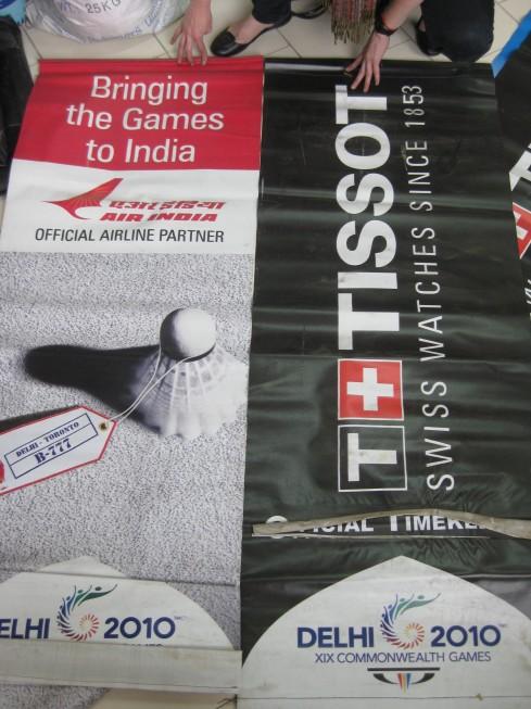 Sponsor flags