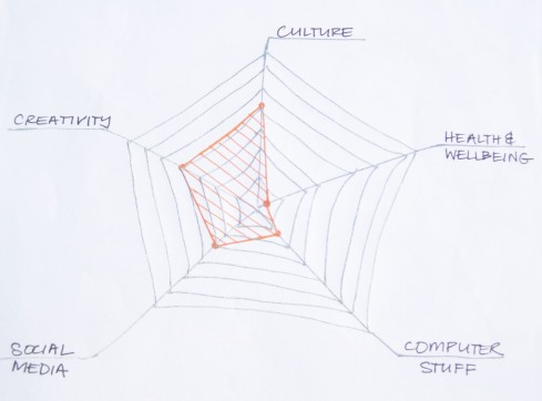 17 October 2010 Liz Spider Diagram